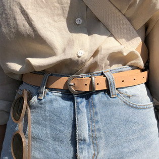 the-beige belt